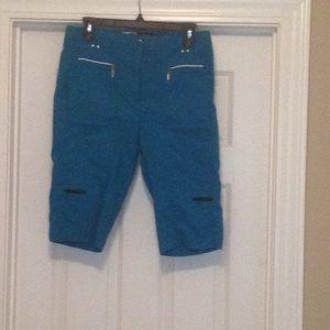Pants - Jamie Sadock Golf Capris